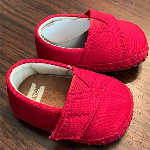 Toms Shoes | Infant Crib | Poshmark